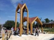 campanile legno chiesetta amatrice