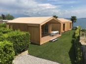 Casa legno finita