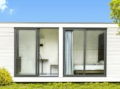 Le Verandine - case prefabbricate trasportabili