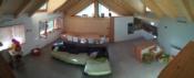 interno ampliamento legno