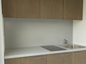 Vista angolo cucina